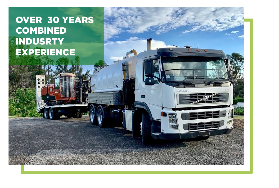 AV Drilling Truck